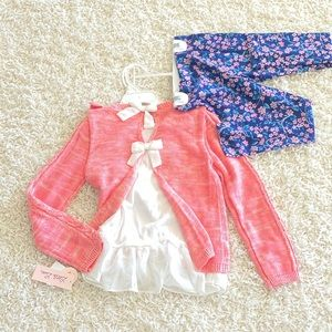 Little lass girls outfit size 6